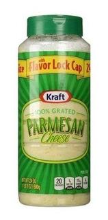 Queso Parmesano Rallado Kraft-24 Oz Alimento Comida