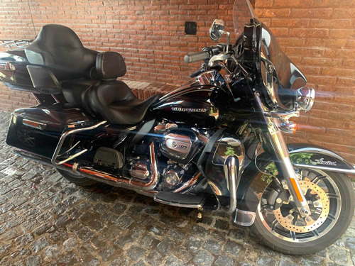 Harley Davidson Hultra Limite