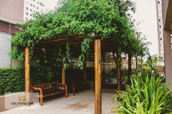 Apartamento Com 3 Dormitórios À Venda, 90 M² Por R$ 540.000 - Parque Industrial - São José Dos Campos/sp - Ap0397
