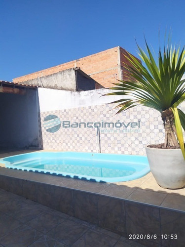 Excelente Casa Para Locação No Bairro Bom Retiro Em Paulínia!!! - Ca02638 - 68315977
