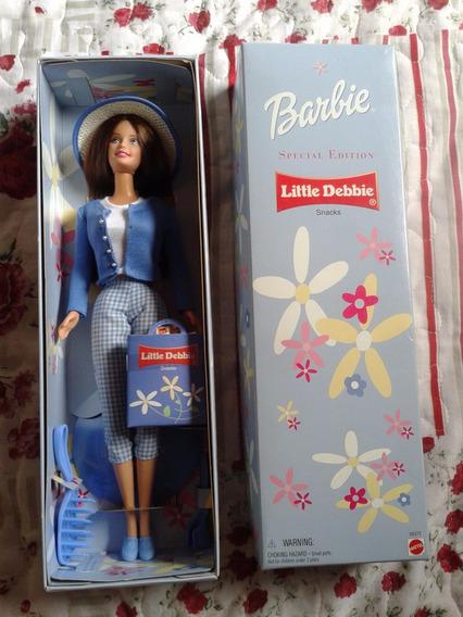 Barbie Little Debbie Snacks