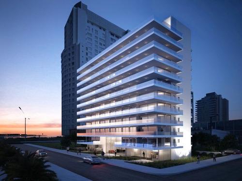 Venta De Apartamento 1 Dormitorio En Playa Mansa
