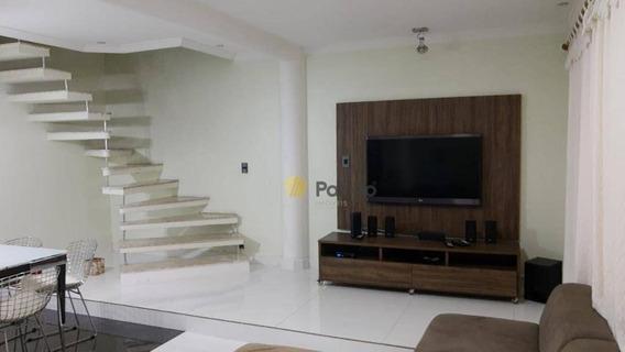 Casa Com 4 Dormitórios À Venda, 235 M² Por R$ 650.000 - Baeta Neves - São Bernardo Do Campo/sp - Ca0374