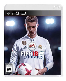 Fifa 18 Ps3 Play 3 Em Portugues Midia Digital