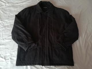 Chamarra Negra Armison Menswear Xl