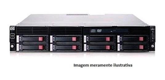 Servidor Hp Dl180 G6 2 Xeon 4core 32gbram 4 Hd 450gb Sas 15k