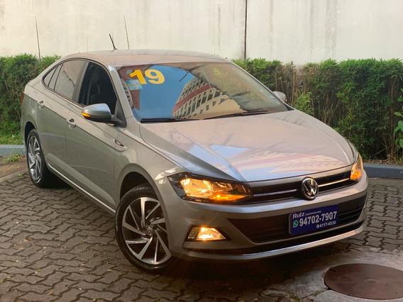 Volkswagen Virtus Highline 200 Tsi Automatico 9.000 Km 2019