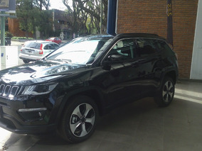 Jeep Compass 2.4 Longitude Plus At9 4x4 Lr