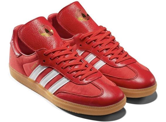 Tênis adidas Samba Og X Oyster Holdings Red