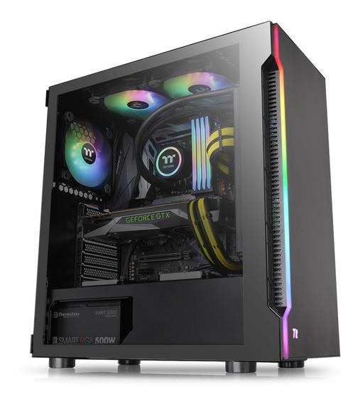 Computador Amd 3300x/ 8gb/ssd 240gb/ Hd 1 Tb/rx570 4gb Xfx