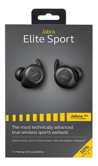 Fone De Ouvido Jabra Elite Sport V2 Earbuds Lacrado