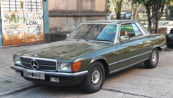 Mercedes Benz 280 Slc Coupe
