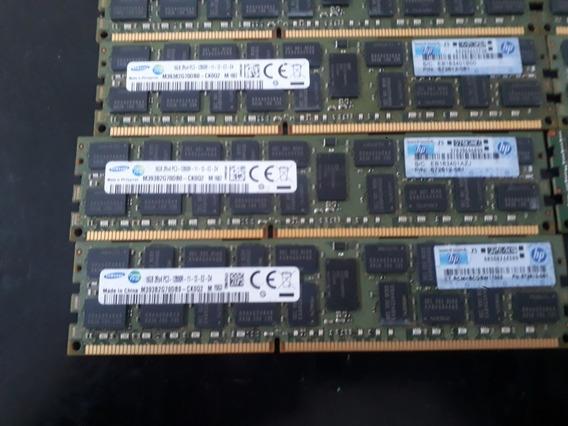 Memoria Server 16gb 2rx4 Pc3 12800r