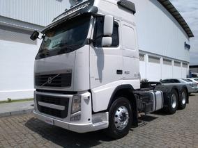 Volvo Fh 500 6x4 Globetrotter - I-shift Branco 2014 -