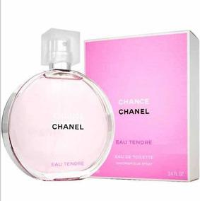 Perfume Chance Eau Tendre,coco Chanel Original Y Nuevo !!