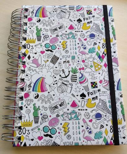 Cuaderno A5 - Free Spirit