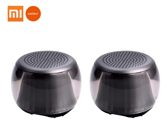 Xiaomi Velev Tws Lighting Bt Speaker Altifalante Estéreo