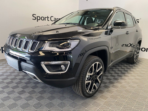 Nuevo Jeep Compass Limited Plus Diesel 2.0 4x4 At9 0km