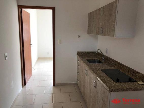 Kitnet Com 1 Dormitório Para Alugar, 40 M² Por R$ 650,00/mês - Centro (blumenau) - Blumenau/sc - Kn0011