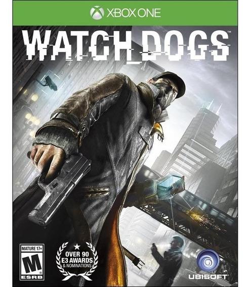 Watch Dogs Xb1