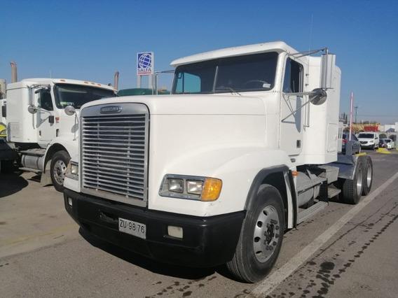 Tracto Camion Freightliner Fld 120, Año 2006, Facilidades