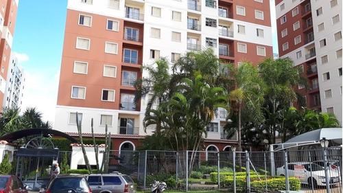 Apartamento À Venda, 70 M² Por R$ 365.000,00 - Taquaral - Campinas/sp - Ap3588