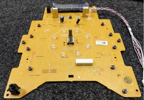 Ebr78239415 - Placa Frontal Lg Cm4460 - Nova E Original