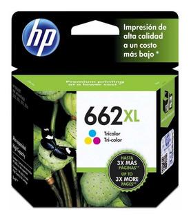 Cartucho Hp 662xl Color Original Cz106al Hp 1515 2515 3515