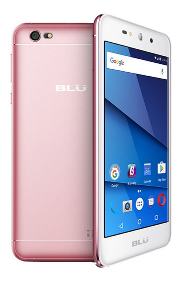 Celular Blu Grand 5,5 Ips 4k Xl Lte 4g 16gb 2gb 13mp + Funda