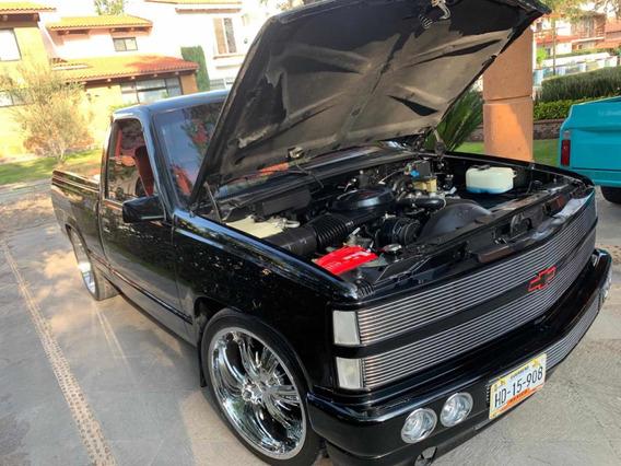 Chevrolet Silverado 454 Colecciónable