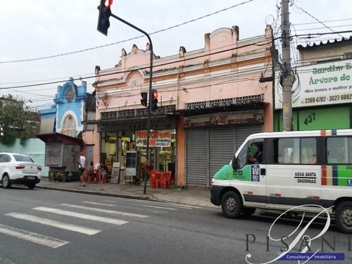 Piedade!! Clarimundo De Melo, Loja Frente De Rua, Em Local De Grande Movimentação - Lj00011 - 4474152