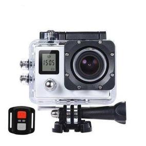 Camera Filmadora Wifi 4k+controle Sports Hd 1080p Action Cam