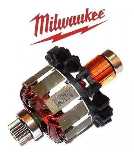 Induzido E Escovas Milwaukee M18 Cat:2611-059