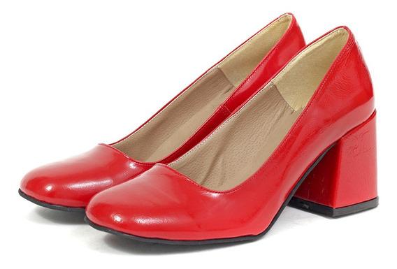 Zapatos Mujer Leonor/ch Charol