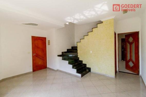 Sobrado Com 2 Dormitórios À Venda, 127 M² Por R$ 460.000,00 - Vila Rosália - Guarulhos/sp - So0072