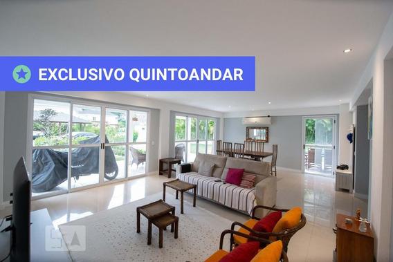 Casa Em Condomínio Com 4 Dormitórios E 5 Garagens - Id: 892983279 - 283279