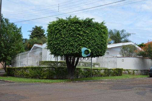 Casa Com 4 Dormitórios À Venda, 300 M² Por R$ 766.000,00 - Jardim Recreio - Ribeirão Preto/sp - Ca1231