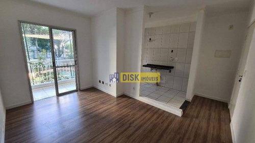 Imagem 1 de 14 de Apartamento Com 3 Dormitórios À Venda, 72 M² Por R$ 385.000,00 - Vila Santa Luzia - São Bernardo Do Campo/sp - Ap2275