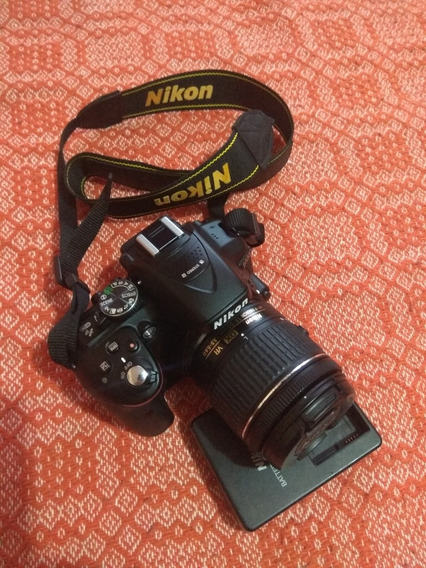 Camera Nikon D5300 Wi-fi 24.2mp Vídeo Full Hd.