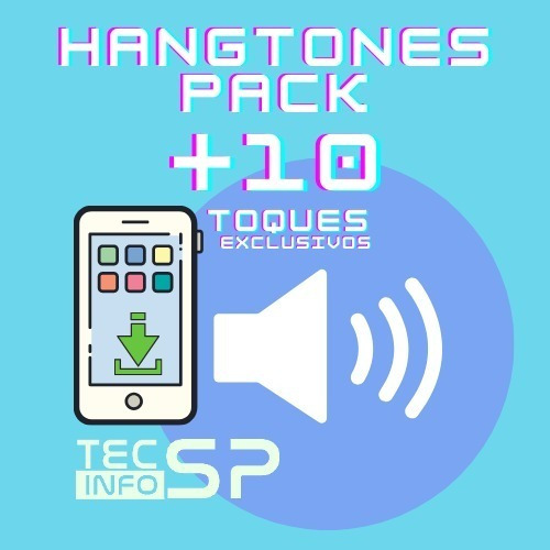 Hangouts Pack +10 Toques Exclusivos P/ Seu Celular Ou Tablet