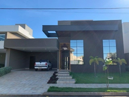 Imagem 1 de 19 de Casa Em Condomínio À Venda Em São José Do Rio Preto/sp - 2021214