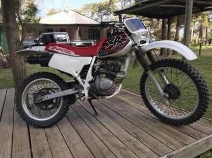 Honda Xr200r Original
