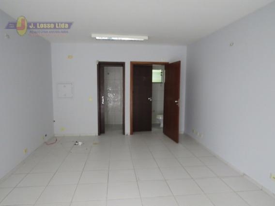 Sala Comercial Para Alugar - 01115.003