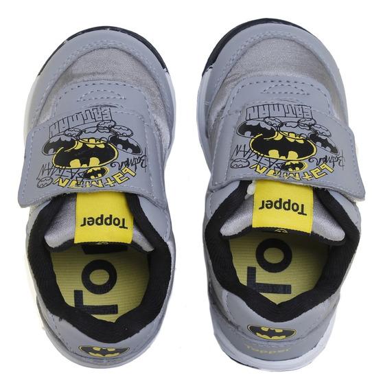 Zapatillas Topper C Moda Run Retro Bebe Batman Bebe Gr