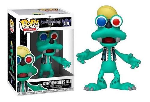 Funko Pop Goofy N° 409 Kingdom Hearts ...amsterdamarg...