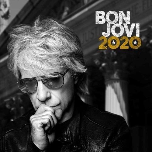Bon Jovi 2020 Cd Nuevo Original