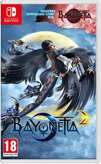 Bayonetta 1 - 2 - Juego Físico Switch - Sniper Game