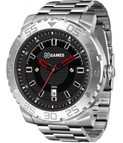 Relógio X-games Masculino - Promo 40% Off-  Mod Xmss1039