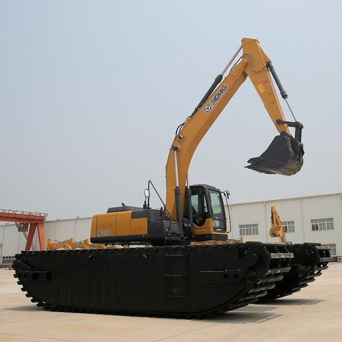 Excavadora Anfibia Iron Xe 215 S