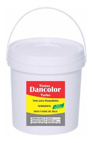 Tinta Para Raspadinha Silk A Base De Água 3600 Ml